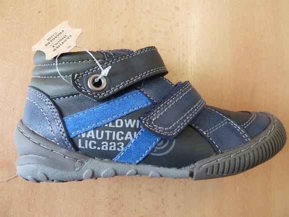 Kotníkové jarní/podzimní boty