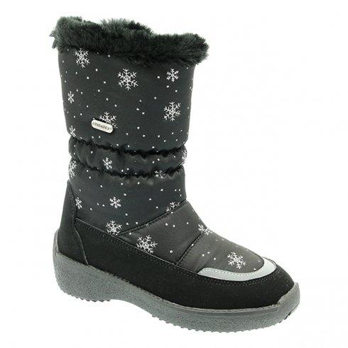 Zimní boty-Sněhule s membránou